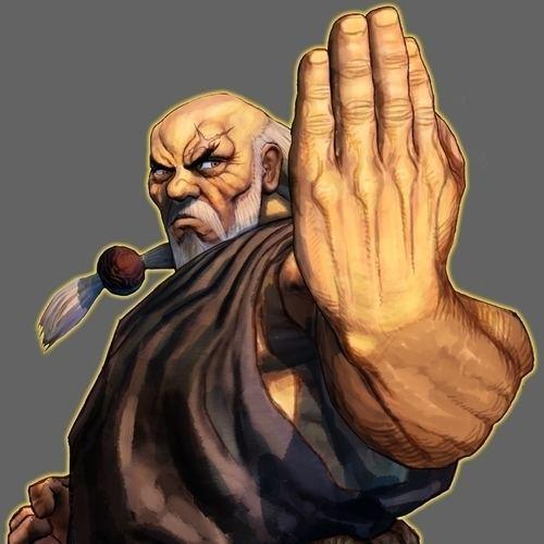 Gouken Gouken Character Comic Vine