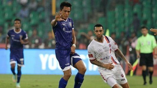 Gouramangi Singh ILeague Neroca FC sign defender Gouramangi Singh and Haitian