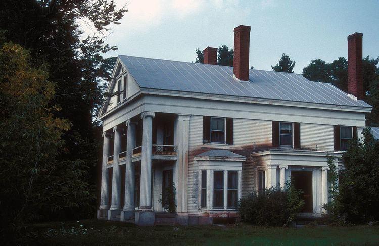 Gov. Abner Coburn House