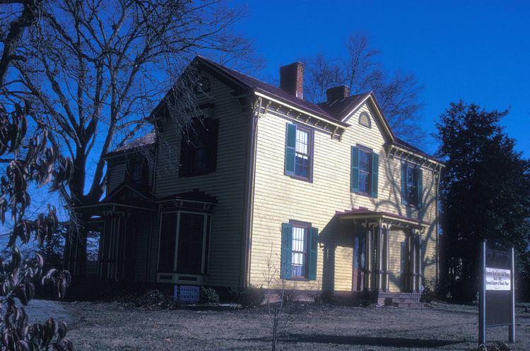Gov. David S. Reid House
