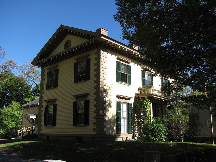 Gov. George S. Boutwell House
