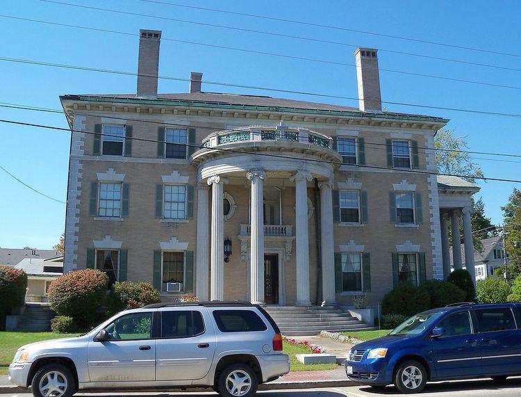 Gov. John F. Hill Mansion