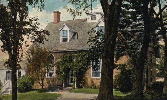 Gov. William King House
