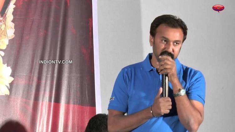 Goverdhan Reddy Director Goverdhan Reddy Comments Trisha Nayaki Telugu Movie