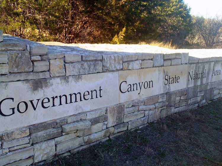 Government Canyon State Natural Area