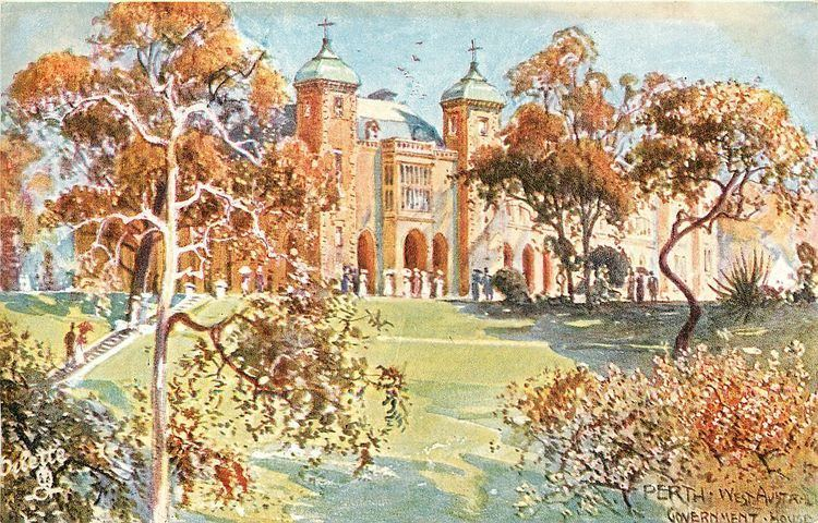 Government House, Perth