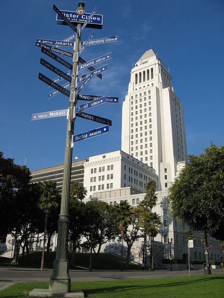 Government of Los Angeles