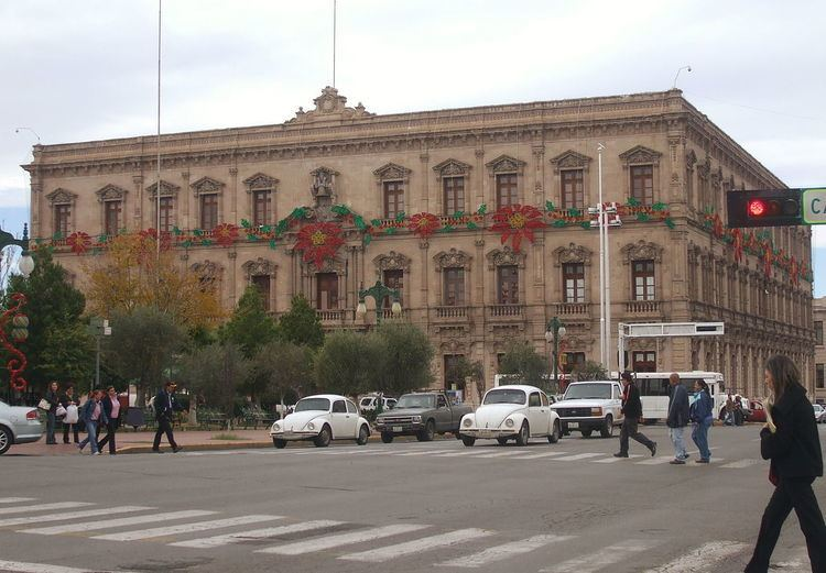 Government Palace of Chihuahua