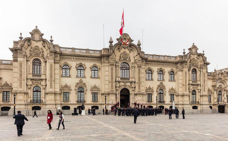 Government Palace (Peru)