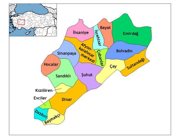 Governor of Afyonkarahisar
