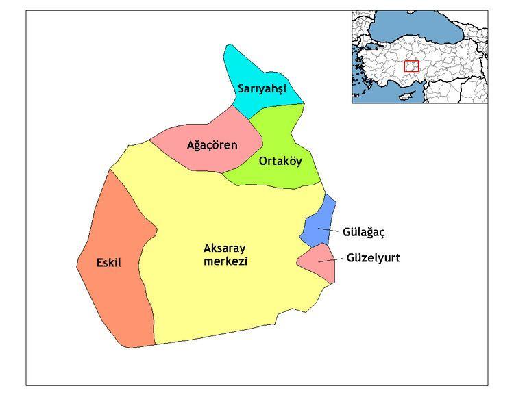 Governor of Aksaray
