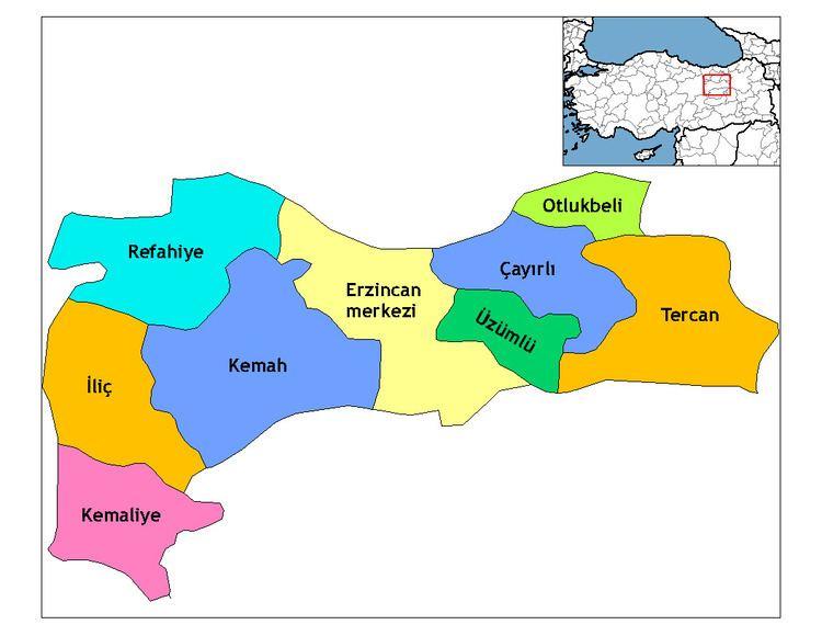 Governor of Erzincan