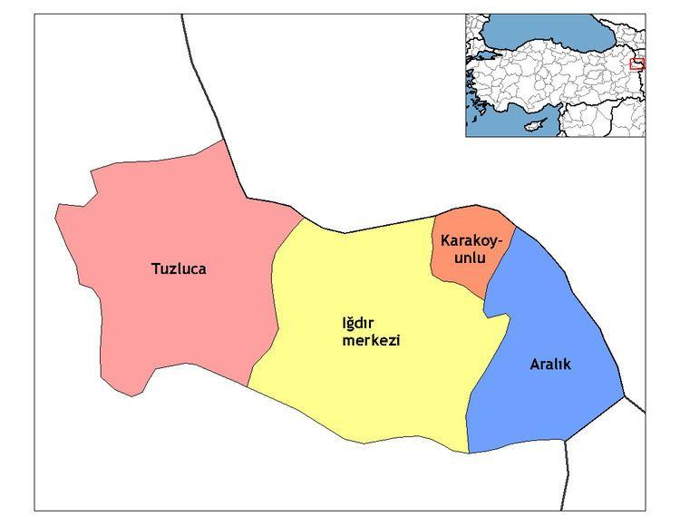 Governor of Iğdır