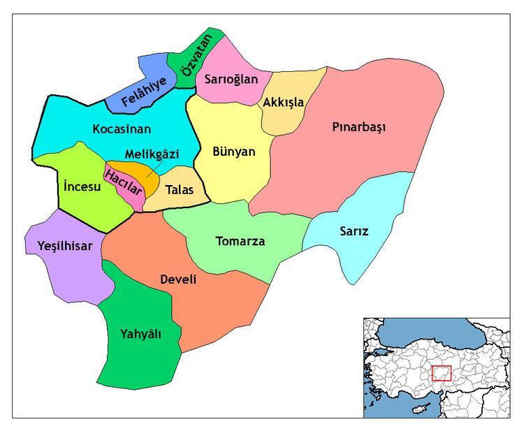 Governor of Kayseri