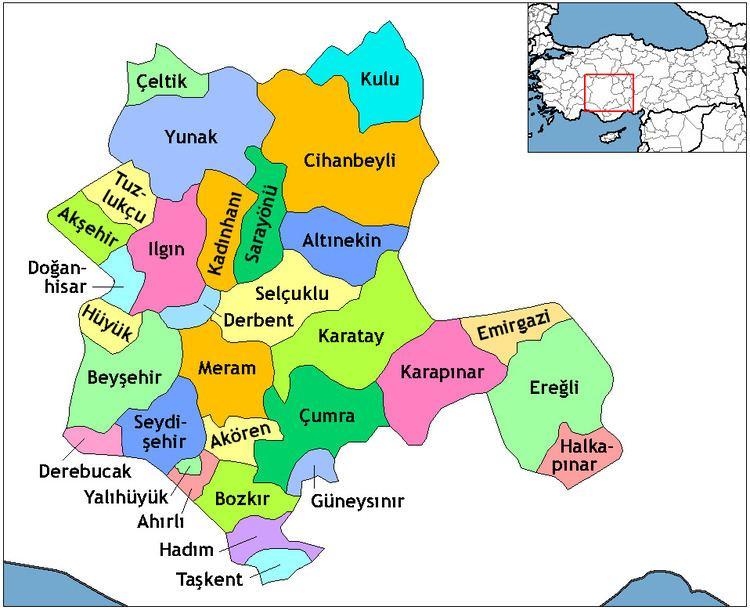Governor of Konya