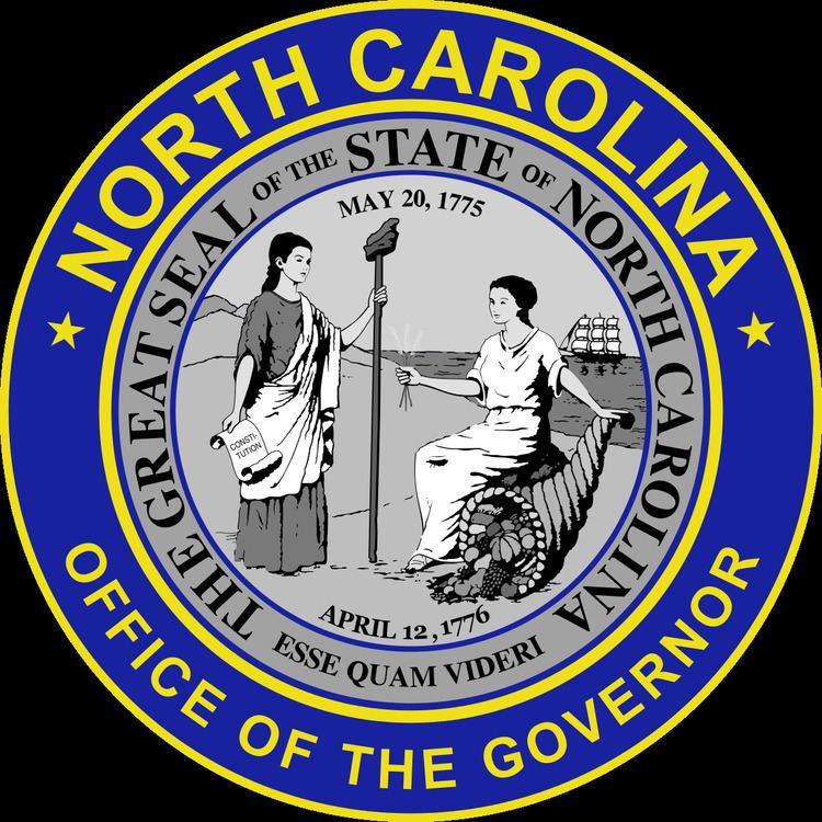 Governor of North Carolina