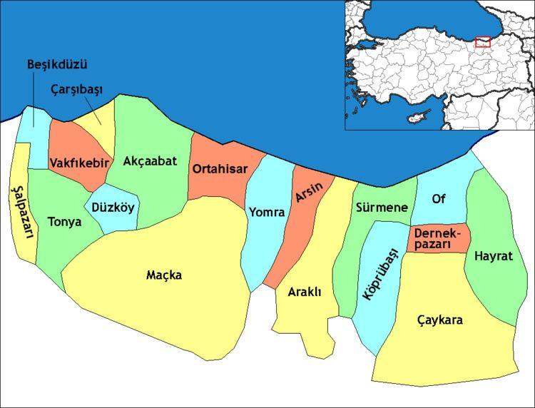 Governor of Trabzon