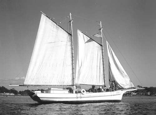 Governor Stone (schooner) Governor Stone Returns to Apalachicola Fresh from Florida