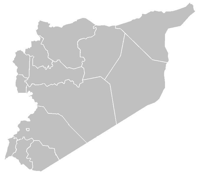 Governorates of Syria