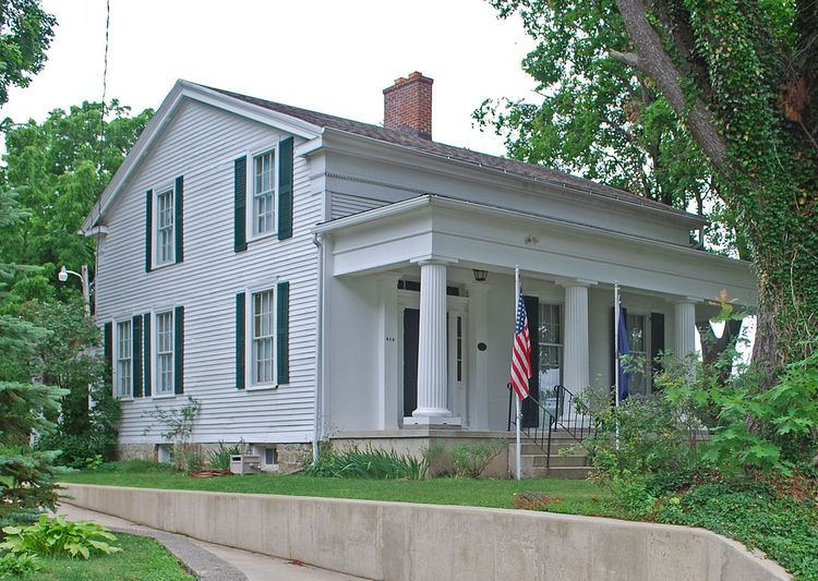 Governor's Mansion (Marshall, Michigan)