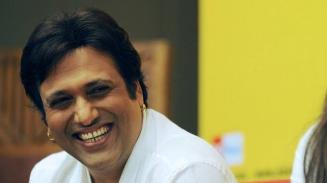 Govinda (actor) Govinda Bollywood actor told to apologise for slapping fan BBC News