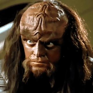 Gowron Star Trek Gowron