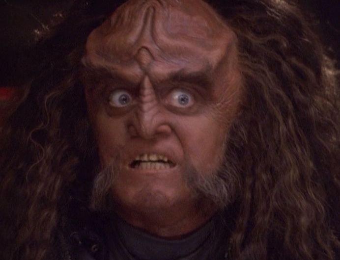 Gowron Gowron TrekCore Star Trek Theme Galleries