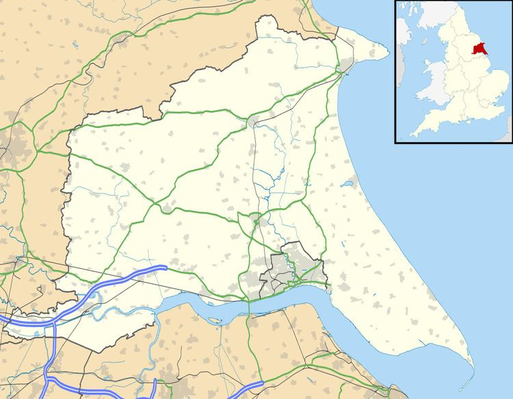 Goxhill, East Riding of Yorkshire