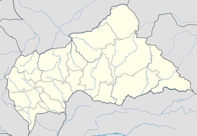 Goz Beida, Central African Republic
