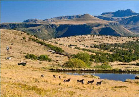 Graaff Reinet Beautiful Landscapes of Graaff Reinet