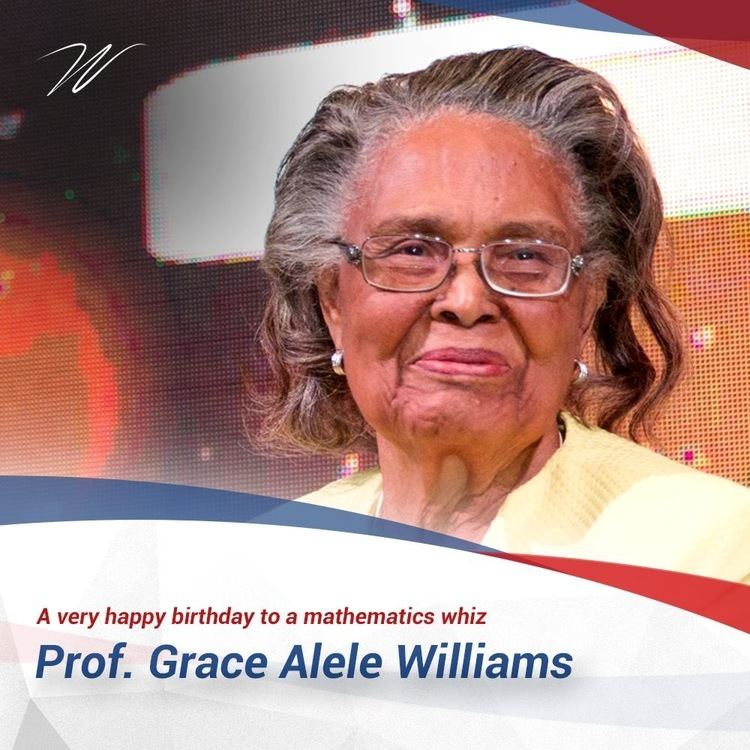 Grace Alele-Williams Happy Birthday To Prof Grace AleleWilliams Welcome To My Blog Of