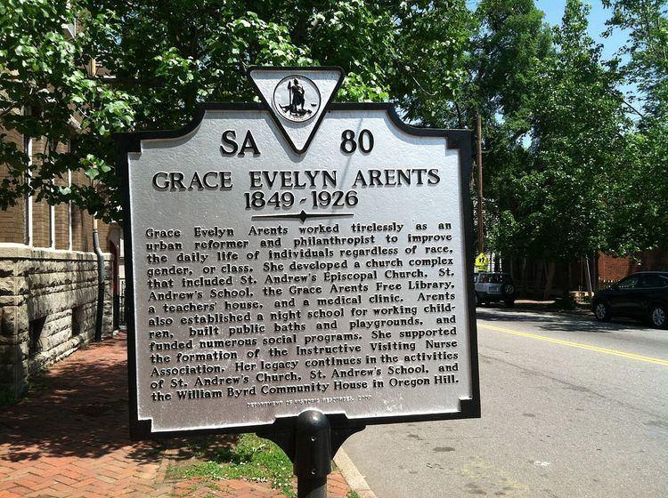 Grace Arents