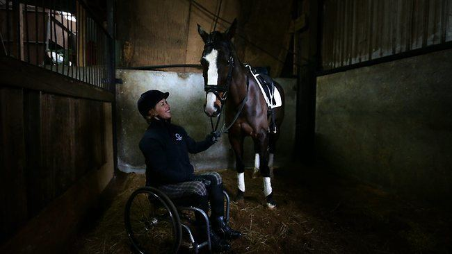 Grace Bowman (equestrian) Blow after blow but Grace Bowman still eyeing glory The