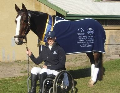 Grace Bowman (equestrian) Five Minutes With Grace Bowman Horsezone Mobile