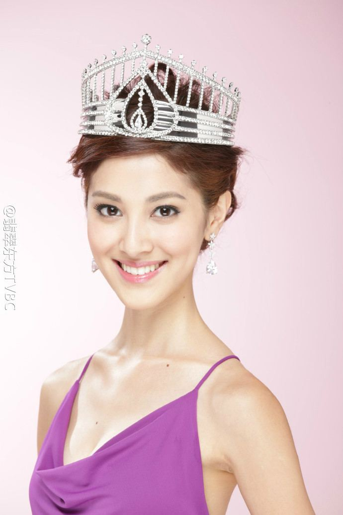 Grace Chan Miss Chinese International 2014 is Grace Chan of Hong Kong