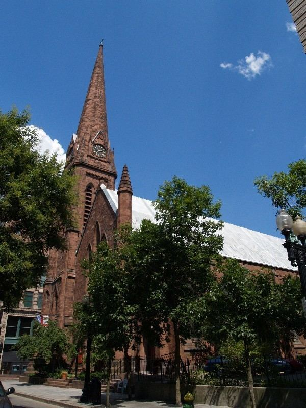 Grace Church (Providence, Rhode Island)