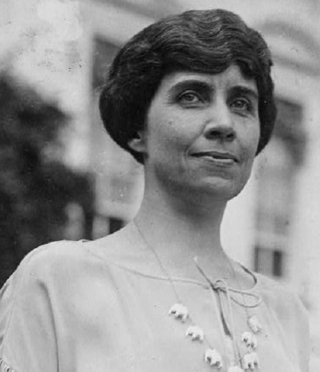 Grace Coolidge Grace Coolidge Biography National First Ladies39 Library