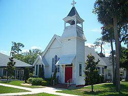 Grace Episcopal Church and Guild Hall (Port Orange, Florida) httpsuploadwikimediaorgwikipediacommonsthu
