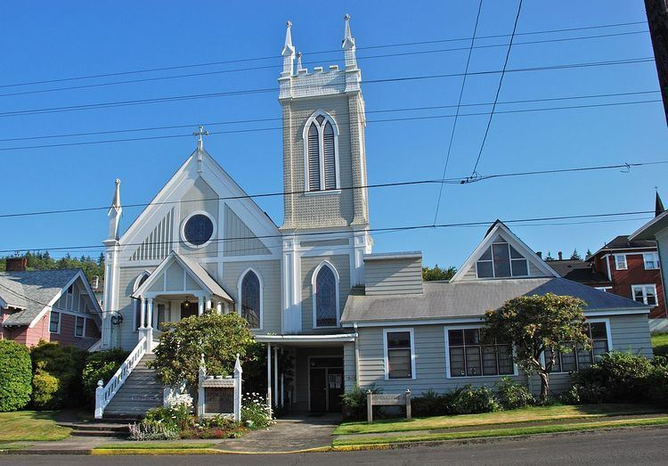 Grace Episcopal Church (Astoria, Oregon)