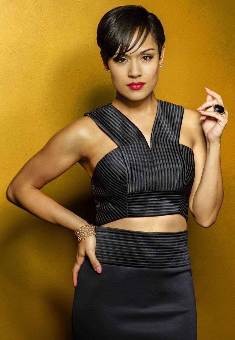Grace Gealey Empire pic Grace Gealey as Anika Gibbons blackfilmcom