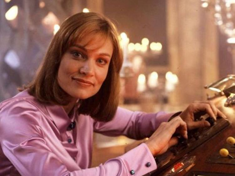 Grace Holloway Dr Grace HollowayDaphne Ashbrook Doctor Who for You