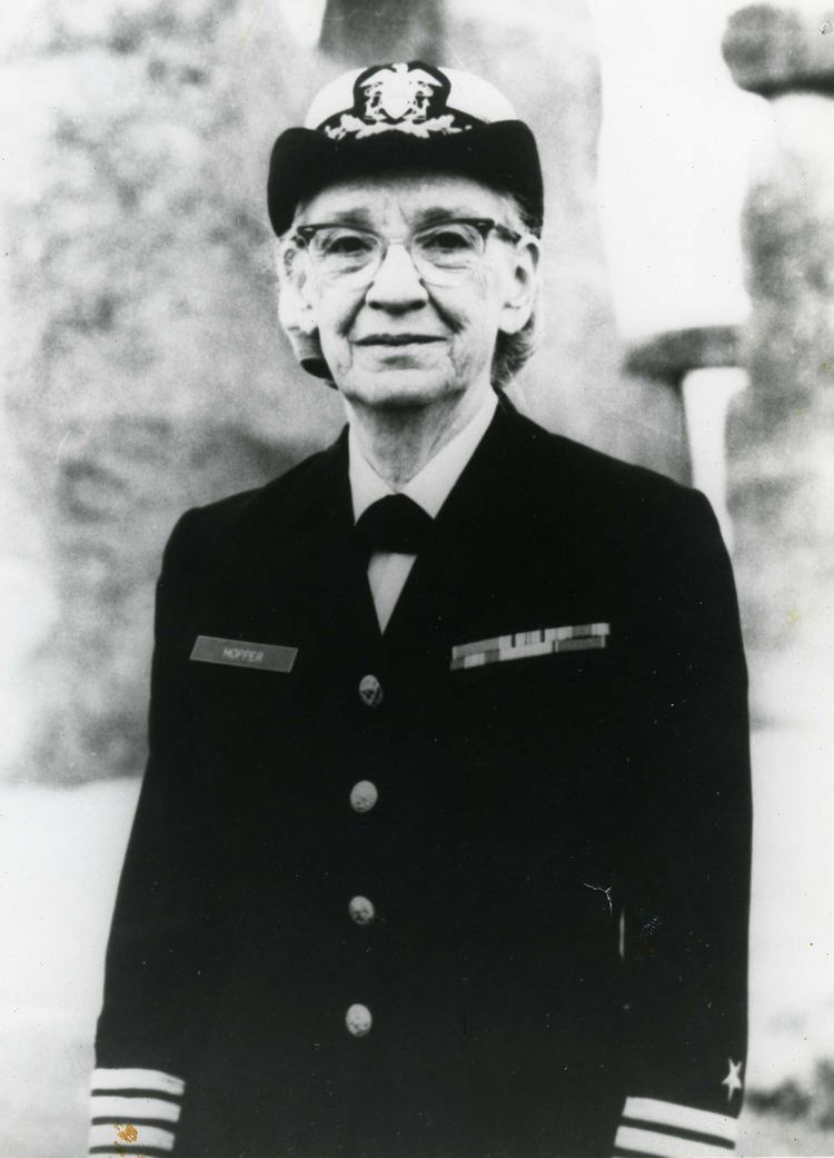 Grace Hopper gracehopper5jpeg