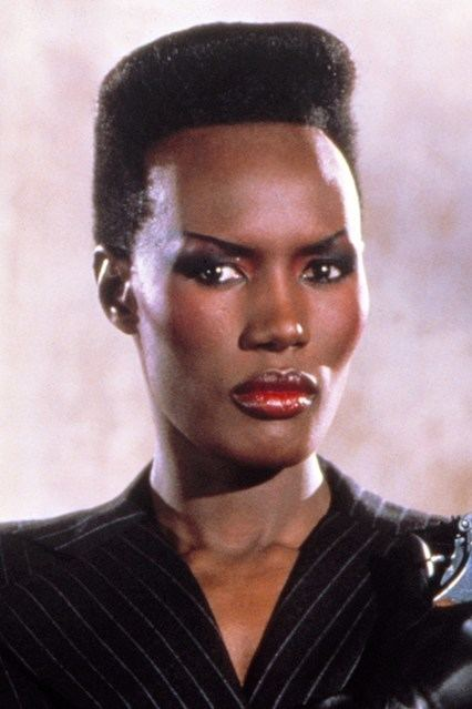 Grace Jones Grace Jones Iconic Hairstyles Most Classic Hair Dos of