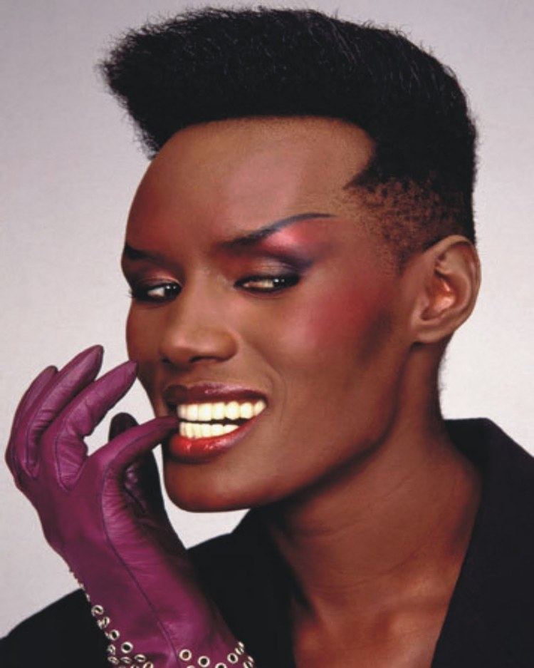 Grace Jones Bentley Mode Grace Jones Shirlette Ammons