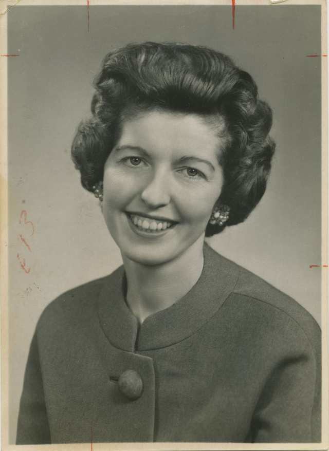 Grace McCarthy Grace McCarthy the first lady of BCs Social Credit dies at 89
