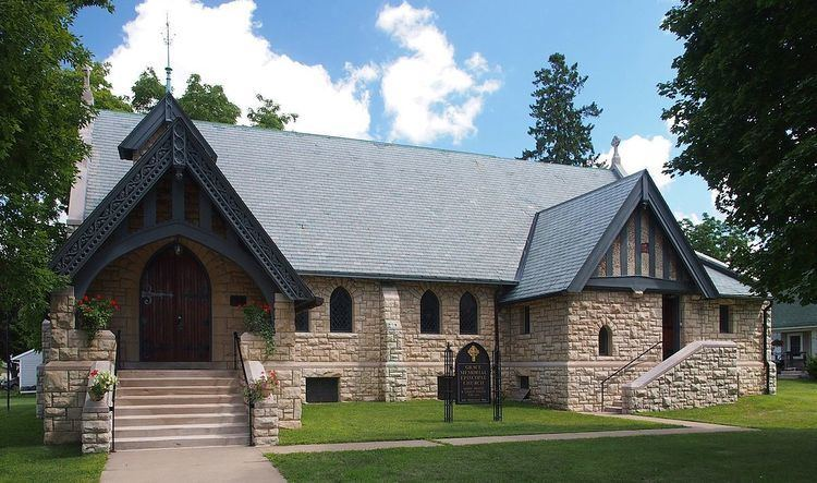 Grace Memorial Episcopal Church (Wabasha, Minnesota)