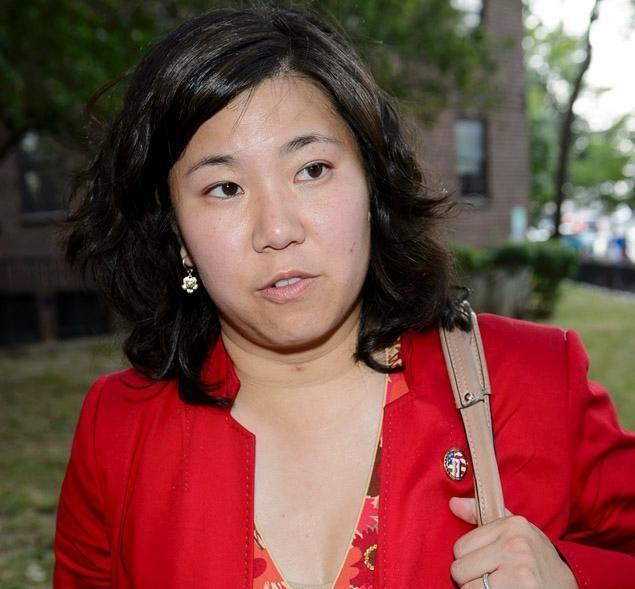 Grace Meng Queens Rep Grace Meng Back In Action After Washington