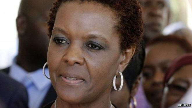 Grace Mugabe Grace Mugabe profile The rise of Zimbabwe39s first lady