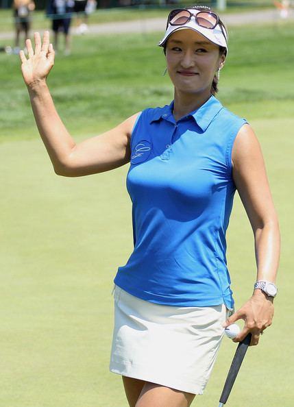 Grace Park (golfer) Grace Park Photos Wegmans LPGA Championship Final