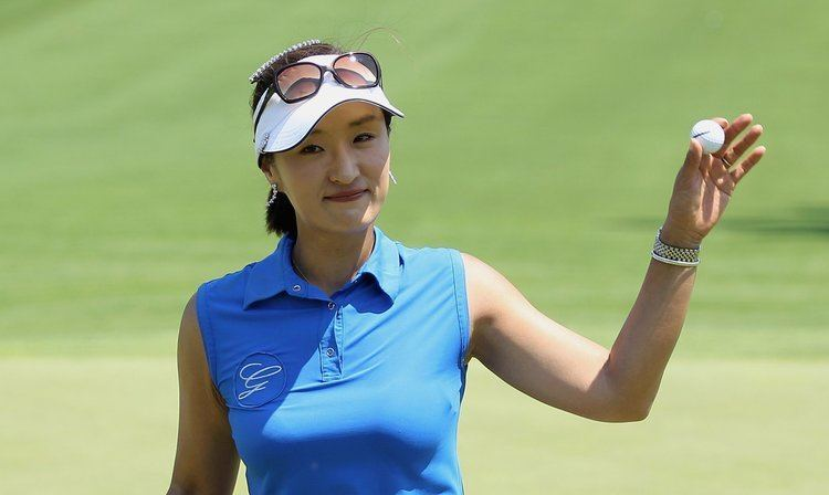 Grace Park (golfer) Grace Park Retires South Korean Golf Pioneer Says